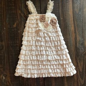 Other - Boutique, Custom Lace Dress